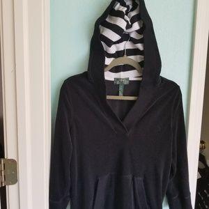 Ralph Lauren terry hoodie. Size Medium sweatshirt.